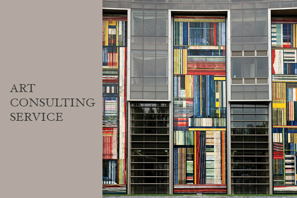 art consulting service
